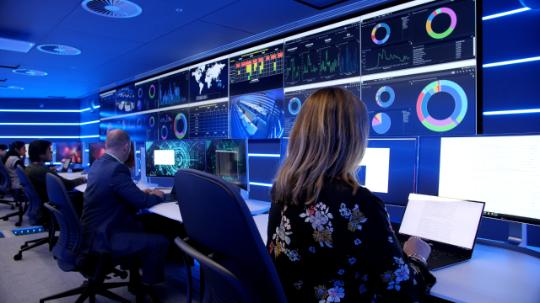 Telstra Security Operations Centre