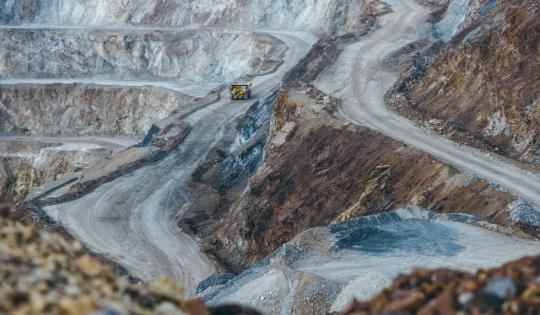 Wireless technologies in mining: Enabling transformational change
