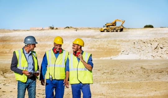 Breaking new ground: Innovation in the mining sector