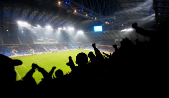 Sports fans win in wireless stadiums
